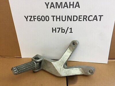 <em>YAMAHA</em> THUNDERCAT YZF600 LEFT PILLION PASSENGER FOOT HANGER REST PEG B