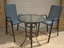 Outdoor Table And Chairs East Kurrajong Hawkesbury Area Preview