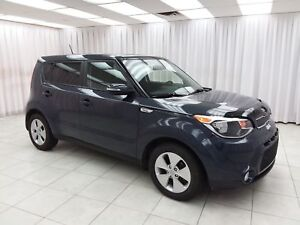 2015 Kia Soul LX 6SPD 5DR HATCH w/ BLUETOOTH, HEATED SEATS, USB/
