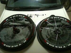 Carbon Bicycle Race Wheels in Bondi Bondi Beach Eastern Suburbs Preview