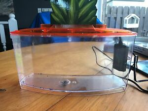 Starter Fish Tank with Heater