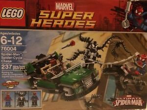 """LEGO """"Spider-Man Spider-Cycle Chase"""""""