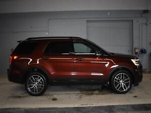 2016 Ford Explorer SPORT FWD - *LEATHER * DUAL PANORAMIC SUNROOF
