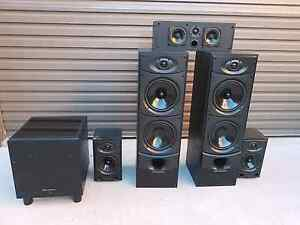 Wharfedale surround sound system Toowoomba Toowoomba City Preview