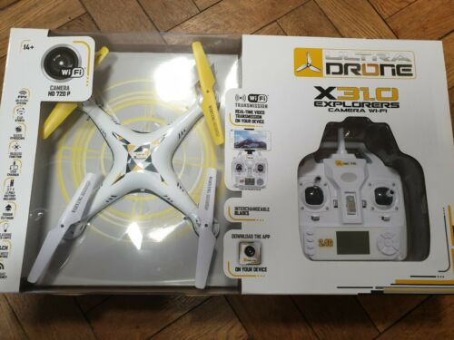 Ultra Drone X31.0 Explorers Camera Wifi