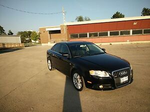 2008 Audi A4 Quattro Sline Edition 4 Door 2.0T Like New