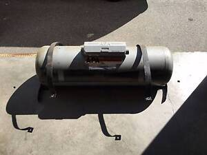 LPG Gas Tank with Brackets Perth Perth City Area Preview