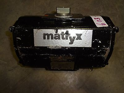Matryx Eda-200 Valve Used