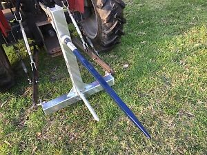 3PL Round bale spear 100% Australian made! Clarence Town Dungog Area Preview