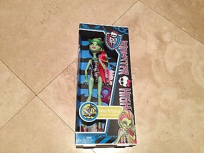 Monster High Venus McFlytrap Swim Doll Toy