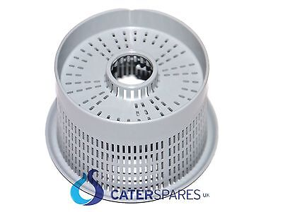 139321-744 Hobart Dishwasher Glass Washer Drain Basket Filter Ecomax Parts