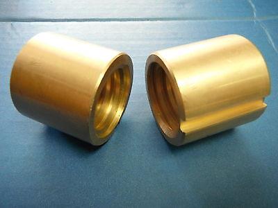 Bridgeport Mill Part J Head Milling Machine Cross Feed Nut 2 Pc 2060631 M1070-2