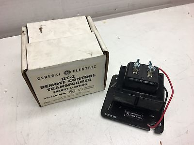 General Electric Remote Control Transformer RT-2 Energy Limiting