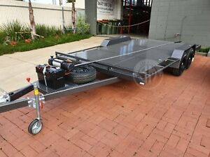 3.2t ATM Beavertail Car Trailer Holden Hill Tea Tree Gully Area Preview
