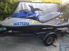 2 stroke oil injected fuel injection msx polaris 140 jet ski Beenleigh Logan Area Preview