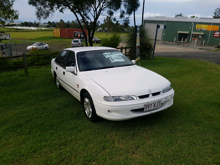 Holden vs commodore acclaim