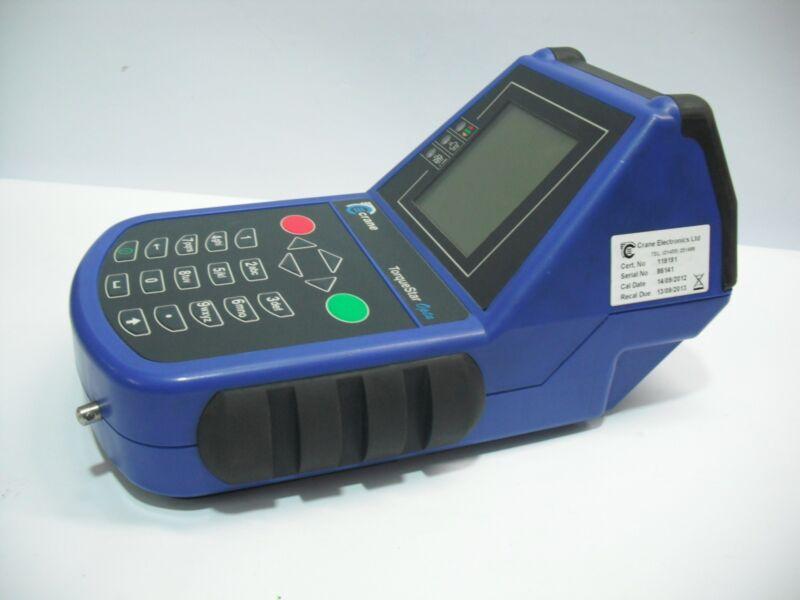 Crane Torquestar  Opta Digital Auditing Torque Indicator