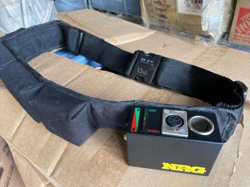 NRG 12 Volt Battery pack Charging belt