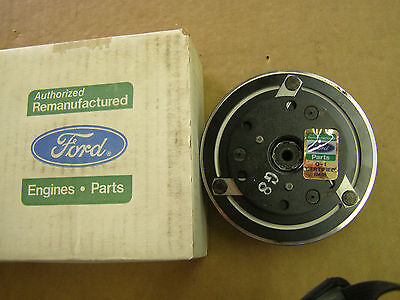 NOS OEM Ford Reman.1991 Lincoln Continental Air Conditioning Clutch