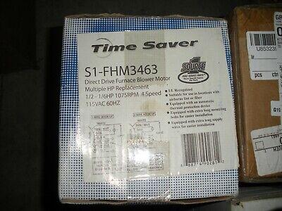 S1-fhm3463 Time Saver Fan Motor
