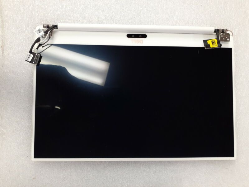 """GENUINE Dell XPS 13 9370 13.3"""" FHD LCD Screen Assembly Non Touch 3D643 Rose Gold"""