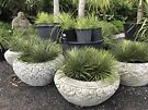 Stone pot Water Bowl Water feature 60cm Classy style