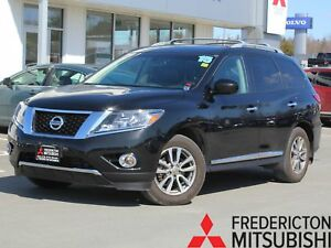 2015 Nissan Pathfinder SL AWD | HEATED LEATHER | NAV | BACK U...