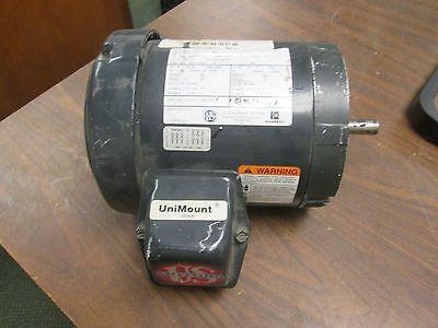 Us Motor Electrical Motor U34s1acr 0.75hp 3490rpm 208-230460v 2.35-2.31.15a