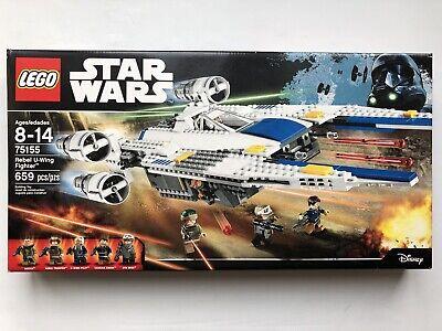 LEGO Star Wars 75155 Rebel U-Wing Fighter - New Sealed