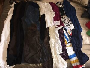 Large and XL maternity clothes