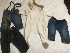 Baby Boy Clothes- Never worn