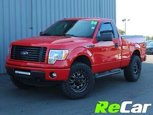 2014 Ford F-150 STX 4X4 | 5.0L | UPGRADED WHEELS
