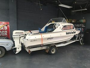 Swift craft fishing boat 4.8 metre Boronia Knox Area Preview