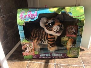 Brand new in packaging Furreal Friends Tyler the Tiger