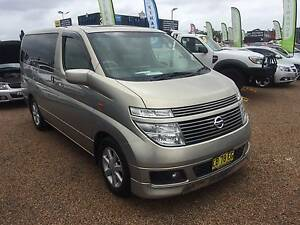Nissan Elgrand 2003 Rent2Own for $270 P/W Mount Druitt Blacktown Area Preview