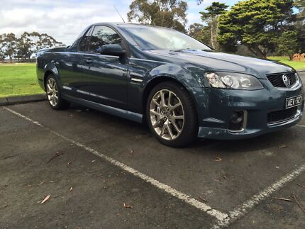 Holden Ve SSV Redline series II ute Oak Park Moreland Area Preview