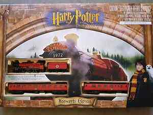 Harry Potter electric train set Oxley Vale Tamworth City Preview