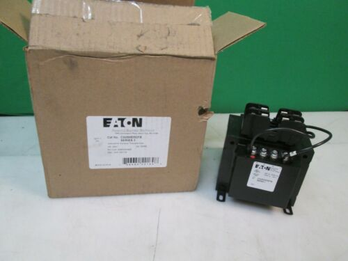 Eaton C0250E5EFB Transformer 250VA Multi-Tap 1Ph, with Fuse Clips MTE Series