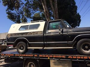 Wrecking f100 lwb  xlt 351 4 speed Carrum Downs Frankston Area Preview