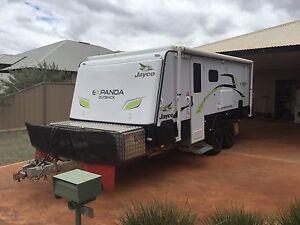 Jayco Expander 17.56-2 Outback Newman East Pilbara Area Preview
