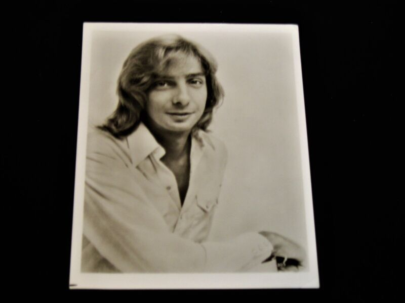 Barry Manilow-ORIGINAL 1970