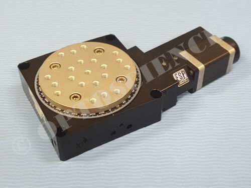 Newport URS100BPP Motorized Rotation Stage, ESP-Compatible