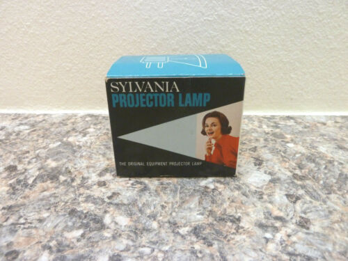 Sylvania Quartz Tru-Beam DNF Projector Projection Lamp Bulb 150W 21V