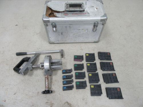 Ritmo RTC315 Pipe Scraper Peeler Electrofusion Friatec Kerotest Central Fischer