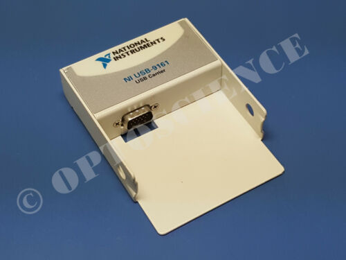 National Instruments NI USB-9161 cDAQ Chassis / Single Module Carrier