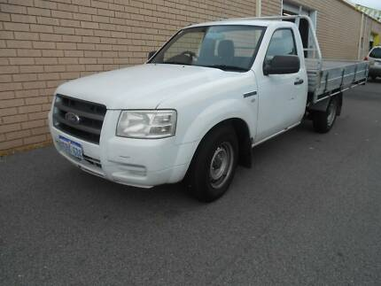 2007 Ford Ranger 2.5L Manual 4X2 Diesel Ute Wangara Wanneroo Area Preview