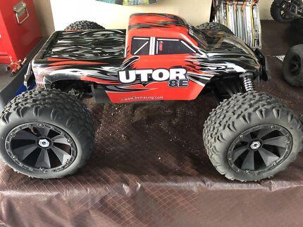 BSD Uton 1/8 scale monster truck.