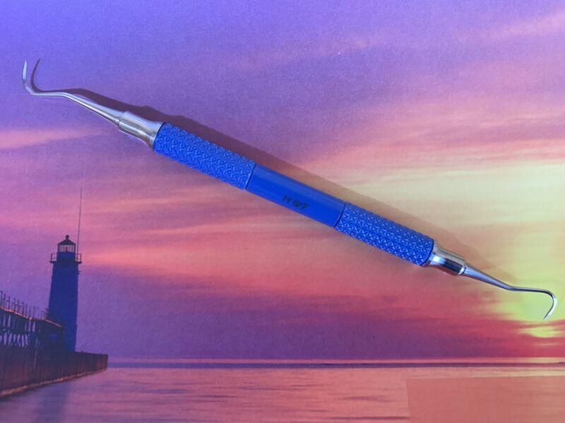 Dental Instrument Sickle Scaler H6/7 Made In USA