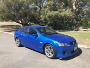 2010 Holden Commodore SV6 SIDI Registered Well Kept East Perth Perth City Area Preview