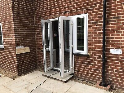 Used UPVC Door And Windows